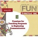 9 Premises for Teaching Requests to Beginning Communicators | AAC & Language Intervention | Scoop.it
