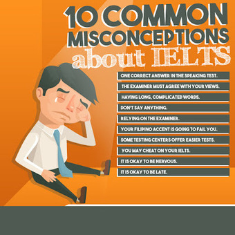 10 Common Misconceptions About IELTS | IELTS Writing Test Tips and Training | Scoop.it