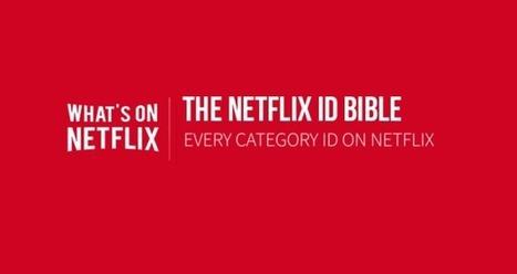 The Netflix ID Bible – Every Category on Netflix » What's On Netflix? | BassLine | Scoop.it