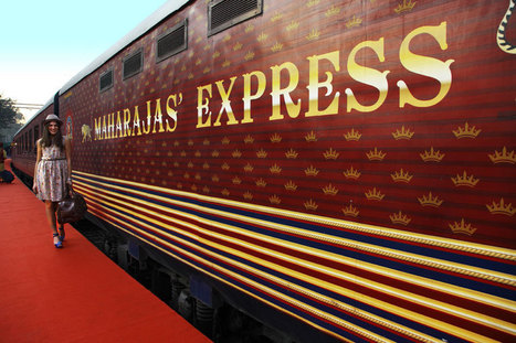 Visit India by Traveling with Luxury Trains – Top Travel Articles | Top Travel Articles | Scoop.it
