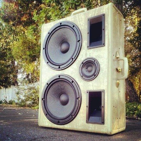 Boombox | DESARTSONNANTS - CRÉATION SONORE ET ENVIRONNEMENT - ENVIRONMENTAL SOUND ART - PAYSAGES ET ECOLOGIE SONORE | Scoop.it