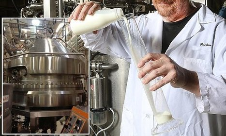 Scientists use method that extends expiration of milk to 9 weeks | Kickin' Kickers | Scoop.it