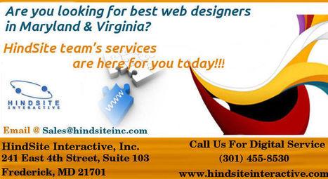 23: Visit us for making your website more creative!!! - webdevelopers | Hindsite Interactive Website Developers | Scoop.it
