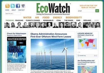 EcoWatch Made Top 12 RebelMouse Sites of 2012 | EcoWatch | Scoop.it