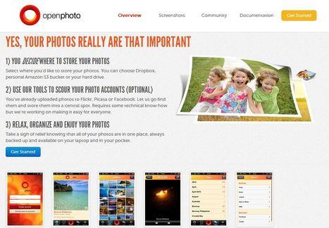 The OpenPhoto Project   Educatief Internet - Gespot op 't Web   Scoop.it