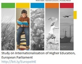Defining the future of internationalisation in Europe | Everything DT in education | Scoop.it