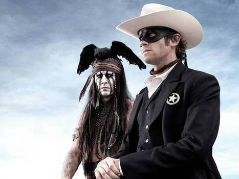 Sneak Peek: The Lone Ranger and Tonto ride again   Horse and Rider Awareness   Scoop.it