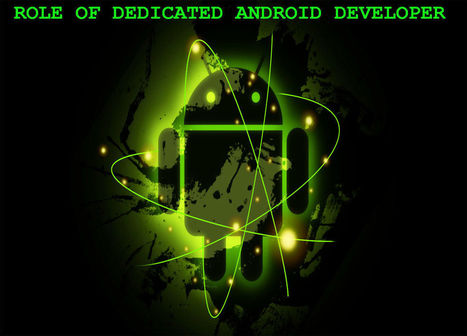 Role of Dedicated Resource in Android Application Development | Dedicated Resources | Scoop.it