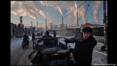 China, India pouring cash into coal plants that may not be used | Environment | DW.COM | 31.03.2016 | Farming, Forests, Water, Fishing and Environment | Scoop.it