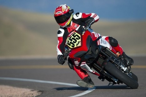 Pikes Peak International Hill Climb Explains Rule Change | Ductalk Ducati News | Scoop.it