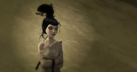 Between Creativity and Insanity: Art in Second Life | Logicamp.org | Scoop.it