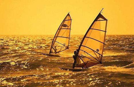 Windsurfen als Selbsterfahrung? Korrigierte Zielsetzungen - InBuCo | inbuco.de | Scoop.it