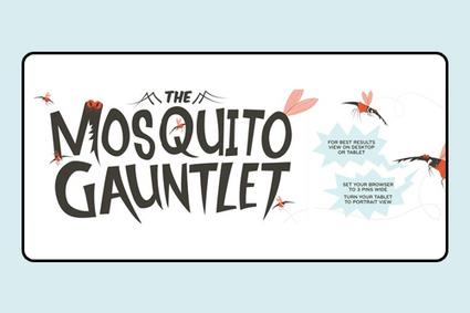 """Novartis brings creative malaria campaign to Pinterest - PMLiVE   eHEALTH, eSANTE, QUANTIFIED SELF, MSANTE, eSTARTUP, CROWDFUNDING.. ici toute l'actualité sur """"le digital qui révolutionne la santé !""""   Scoop.it"""