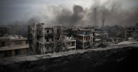 In News You Didn't Hear About Today: Russia Is Still Bombing Syria's Largest City | How will you prepare for the military draft if U.S. invades Syria right away? | Scoop.it
