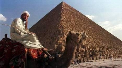 Logran descifrar varios enigmas de la Gran Pirámide de Keops   Clarin (Argentine)   Kiosque du monde : Afrique   Scoop.it