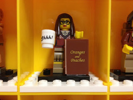 Librarian in Cute Shoes: Legos in the Library | iPads, MakerEd and More  in Education | Scoop.it
