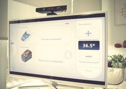 Teki, la visite médicale à distance avec le capteur Kinect | Digital & Health | Scoop.it
