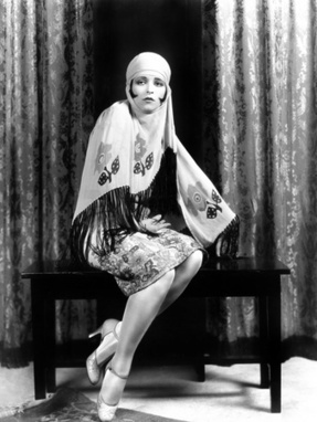 Clara Bow - rumours and myths   V is for Vintage   Early Cinema   Scoop.it