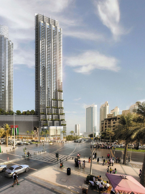 Emaar says to launch new luxury Dubai project | Fashion Luxury and e commerce | Scoop.it