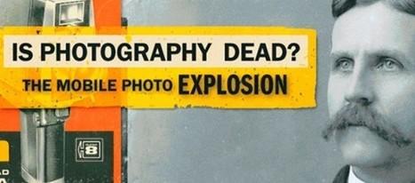 ¿Ha muerto la fotografía? La invasión de la fotografía digital. | Foto periodismo digital ciudadano | Scoop.it