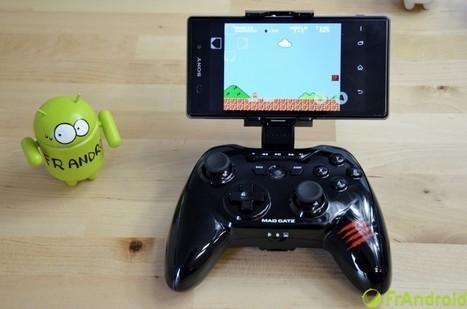 Comment émuler de vieux jeux vidéo sur un smartphone ou une tablette Android ? - FrAndroid | [OH]-NEWS | Scoop.it