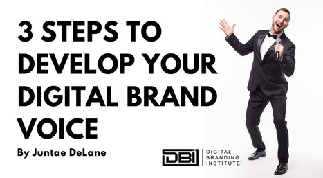 3 Steps to Develop Your Digital Brand Voice » | SEO | Scoop.it