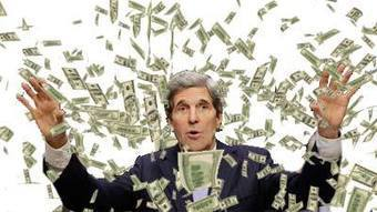 Palestine-Kerry Risks Sacrificing Holy Land For Holy Dollar