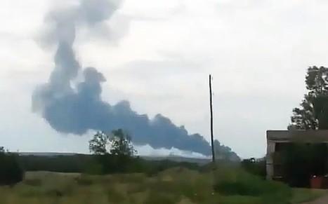 Malaysia Airlines plane crashes on Ukraine-Russia border - live - Telegraph   ApocalypseSurvival   Scoop.it