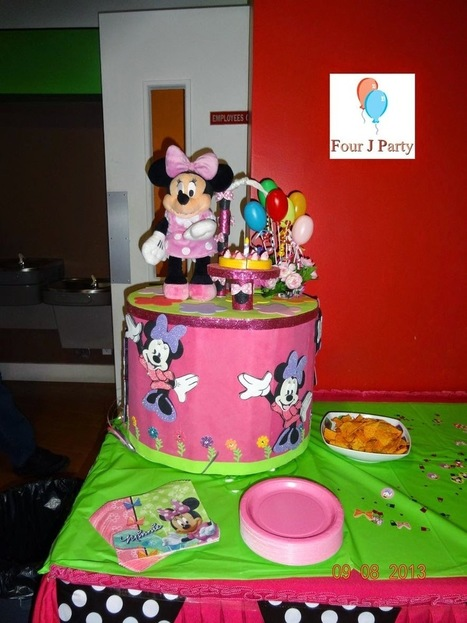 Minnie Mouse Decoration In Miami, Florida, USA | Baby Shower, Party Rentals in Miami ,Broward and Hialeah | Scoop.it