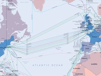 Cartography of the internet – interactive map | SIG - GIS | Scoop.it