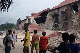 7.2 magnitude earthquake strikes Philippines | History and Society | Scoop.it