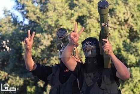 PHOTOS | ألوية الناصر صلاح الدين | Al-Nasser Salah al-Deen Brigades mark 14th anniversary in Gaza | Occupied Palestine - In Photos | Scoop.it