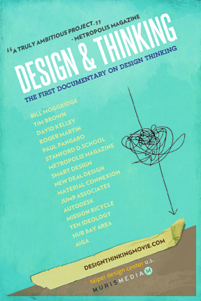 Design & Thinking - a documentary on design thinking | Designing design thinking driven operations | Scoop.it