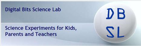Science Lab experiment list   KB...Konnected's  Kaleidoscope of  Wonderful Websites!   Scoop.it