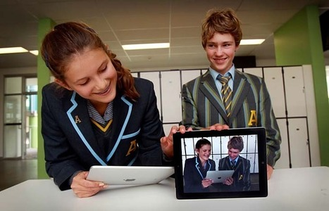 iPad, therefore I am, and keeping a wired open mind | Digital Citizenship in Schools | Scoop.it