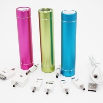 PB019 | Portable Power Charger | NextUSB.com | Portable Mobile Charger | Scoop.it