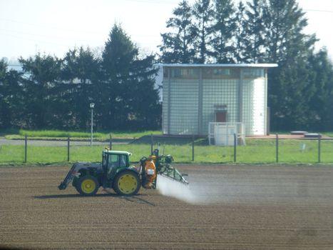 Strasbourg - Sur les champs de captage de l'Eurométropole, les pesticides ne sont pas interdits | water news | Scoop.it