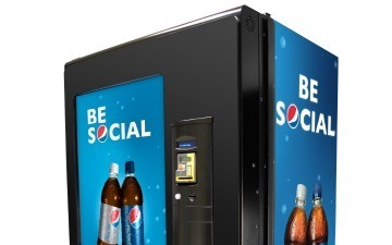 Pepsi Vending Machine Lets You Gift Drinks to Friends Via Social Media [VIDEO] | SEO Tips, Advice, Help | Scoop.it