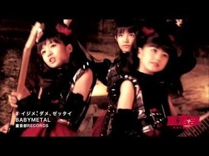 Babymetal - Ijime,Dame,Zettai - indie jember   Music   Scoop.it