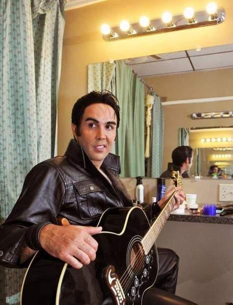 It's an Alfie Elvis Christmas - Florida Today | Elvis Tribute News | Scoop.it