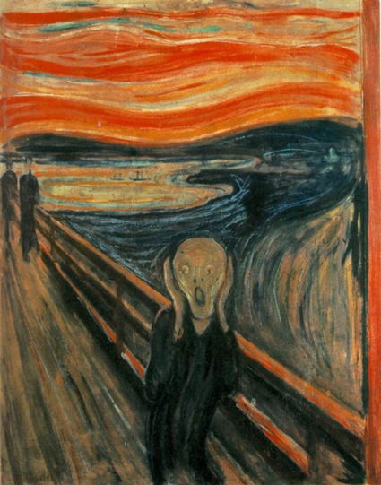 Pourquoi tu hurles ? | ART & FLE | Scoop.it