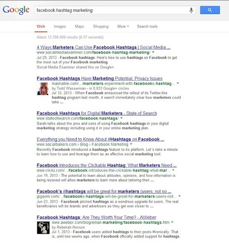 Google Authorship 101 | News | eZanga.com | Social Biz: Social Business and the Internet | Scoop.it