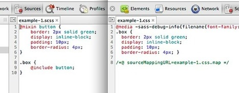 Developing With Sass and Chrome DevTools | AngularJS | Scoop.it