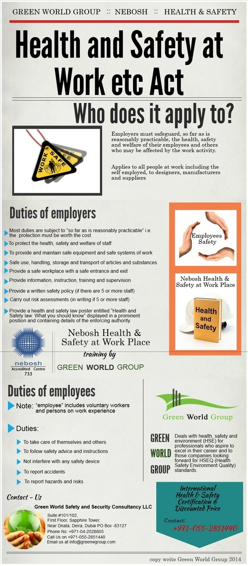 maintaining a healthy and safe working To maintain a safe and healthy the center advises training employees on how to safely work with the home » practice good housekeeping in the workplace.