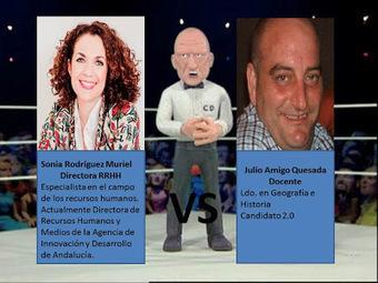..: RRHH VS CANDIDATO 2.0 Sonia R. Muriel entrevista a Julio Amigo Quesada #noquieroserportadaLS | Entrevistas candidatos 2.0 vs RRHH | Scoop.it