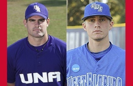 Baseball Player and Pitcher of the Week, March 12 | UNA Baseball | Scoop.it