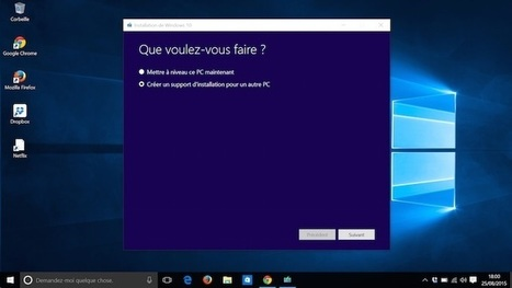 Comment créer un disque de récupération de Windows 10 | e-Marketing & stuff | Scoop.it