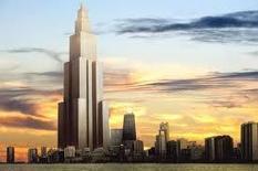 World tallest building will no longer be Burj Khalifa from Dubai,UAE,China starts work on world's tallest building Sky City | amazing news | Scoop.it