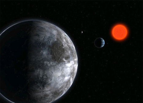 Scientists expect to find alien Earths circling red dwarfs in our 'backyard' | Digital-News on Scoop.it today | Scoop.it