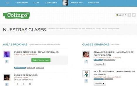 Colingo, clases de inglés gratuitas usando los hangouts de Google Plus | ebookPC | Scoop.it